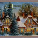 Дорогие Соседи!!!! Поздравляем Вас с Новым Годом!!!Удачи вам и побольше везения в делах и начинаниях!!! Дом на Юговосточном проезде, проезд Юговосточный, СПМК №39 : Астрахань