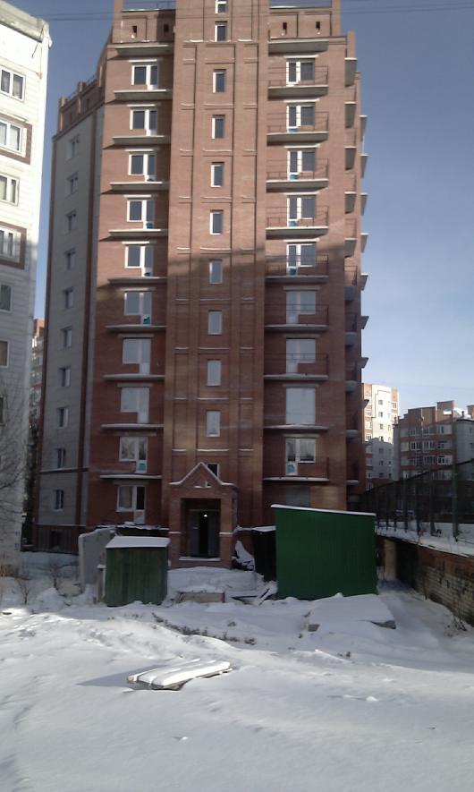 Дом на ул. Никитина, 49, ул. Никитина, 49, Томлесстрой, Томск