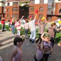 вот такие танцы:) Гранд Парк, ул. Дружбы, д.9А, Tekta Group : Сергиев Посад