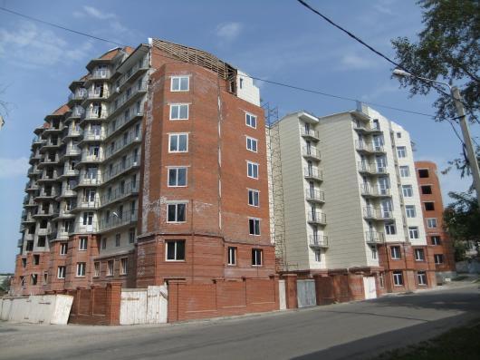 Дом на ул. Алтайская, 8, ул.Алтайская, 8, Риэлтстрой - НЭБ, Томск