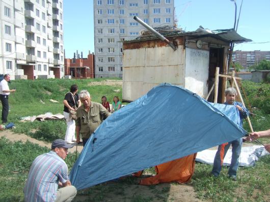 Дом на ул.Малиновского, 4а, ул.Малиновского, 4а, СМУ-1 КПД, Омск