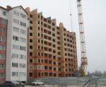 Дом на ул.Набережная - новостройка в поселке Свердловский