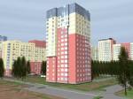 Дом на ул.Первомайская - новостройка в Щелково