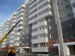 Дом на ул.Баумана - новостройка в Иркутске
