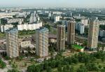 ЖК Янтарный город - новостройка в Москве