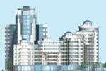 Комплекс жилых домов на ул. Шаландина - новостройка в Белгороде