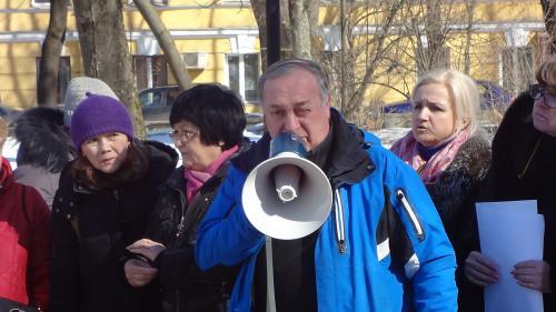 Коломенский Георгий Абрамович, пустые обещания