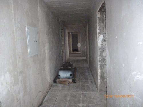примерно такая картина во всех квартирах 6 доме 3 секц