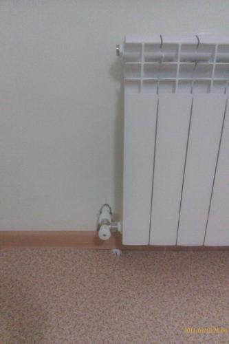 Альтернативный способ подключения радиаторов