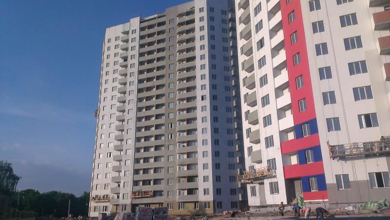 ЖК Радужный Элит 9-10 17.05.2014