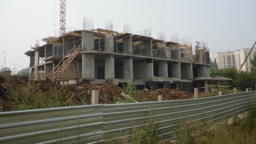 дом 5 на момент строительства 10.08.2013