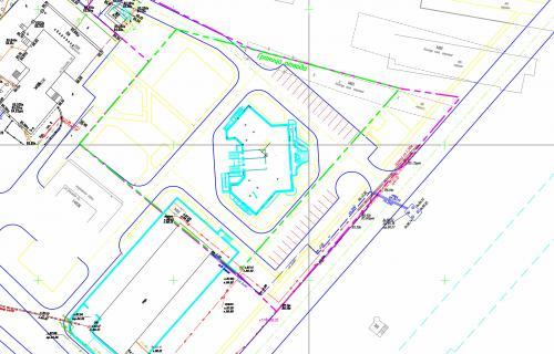 проект планировки дома